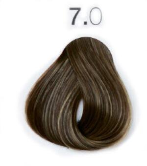 Краска для волос 7.0 Русый блондин натуральный