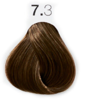 Краска для волос 7.3 Блондин золотой