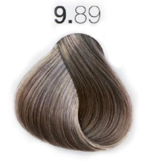 Краска для волос 9.89 Очень светлый блондин жемчужный