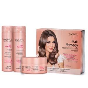 Hair Remedy Home Care: Набор домашнего ухода