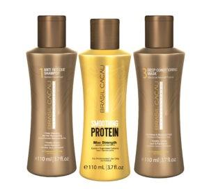 Smoothing Protein: Протеиновое Выпрямление 110 ml
