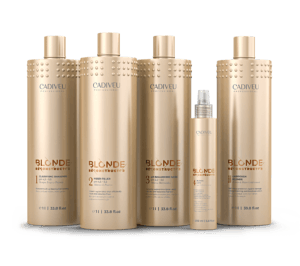 Blonde Reconstructor Professional Kit (5 Products): Профессиональный Уход